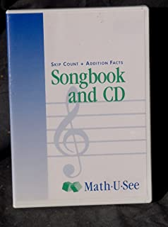 Skip Count & Addition Facts Songbook & CD