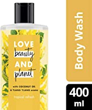 Love Beauty and Planet Body Wash Coconut Oil & Ylang Ylang, 400ml