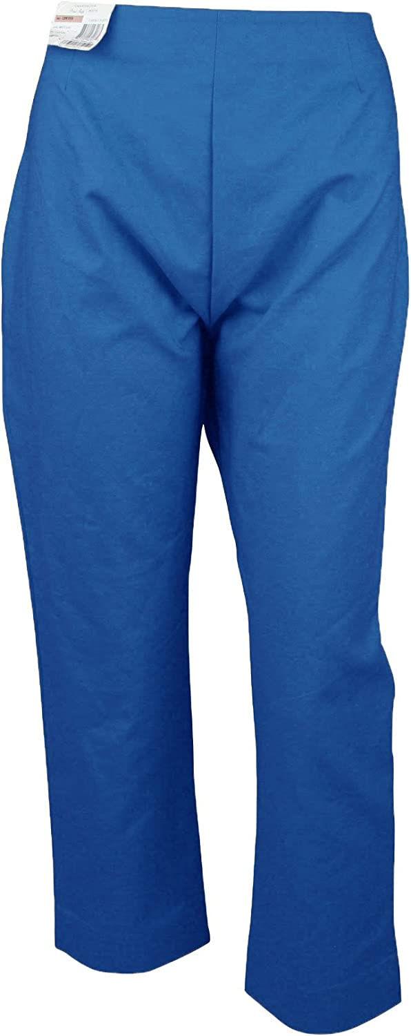 Charter Club Women's Cropped Ankle Pants