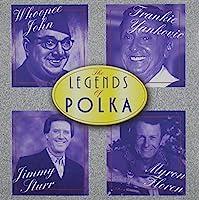 Legends of Polka by Legends of Polka (1998-05-03)