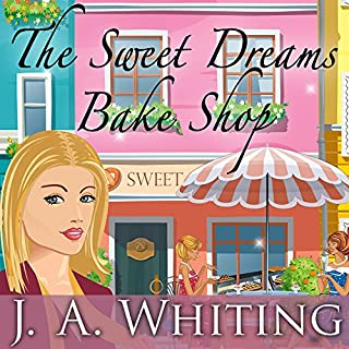 The Sweet Dreams Bake Shop cover art