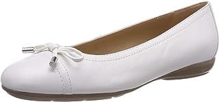 d4936b14603fd Amazon.fr   Blanc - Ballerines   Chaussures femme   Chaussures et Sacs