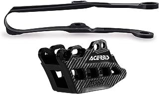 Acerbis 09-16 Kawasaki KX250F Chain Guide/Slider Kit 2.0 (Black)