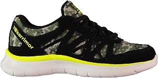 Karrimor Kids Duma Running Trainers Sneakers Boys Shoes Breathable Mesh Sports