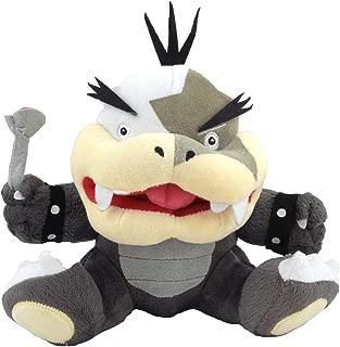 Generic Morton Koopa Jr. Super Mario Bros Character Plush Toy Koopalings Stuffed Animal Soft Doll Figure 7