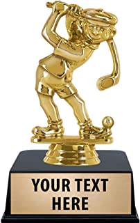Crown Awards Golf Trophies with Custom Engraving, 6