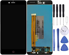 Mobile Phone Replacement Parts for ZTE Nubia Z11 miniS / NX549J LCD Screen and Digitizer Full Assembly