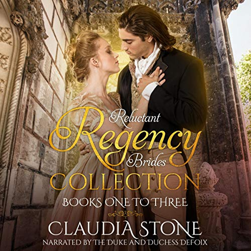 Reluctant Regency Brides Collection Books 1-3  By  cover art