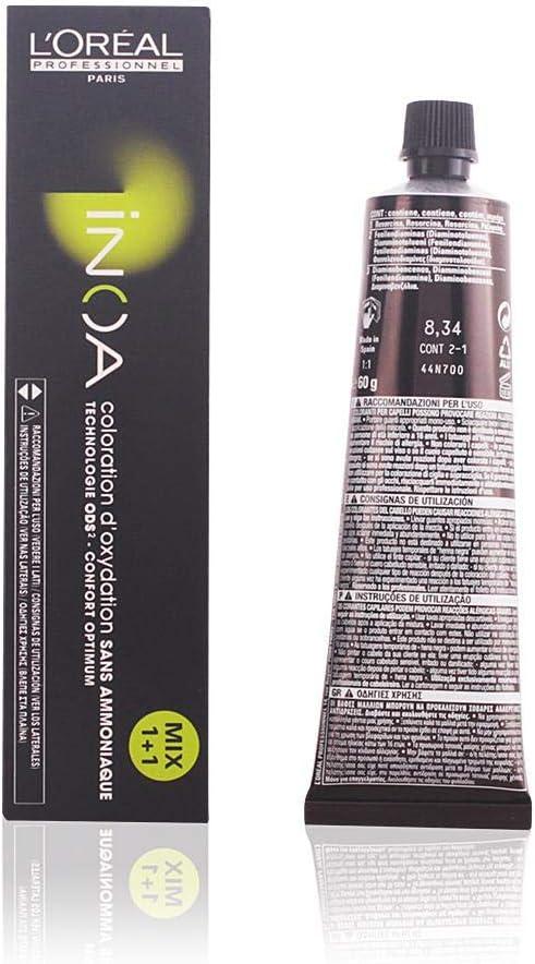 L'Oréal Professionnel INOA Coloración, Tono 8.34 - 60 gr
