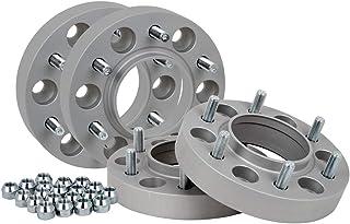 Spurverbreiterung Aluminium 4 Stück (30 mm pro Scheibe / 60 mm pro Achse) incl. TÜV Teilegutachten~