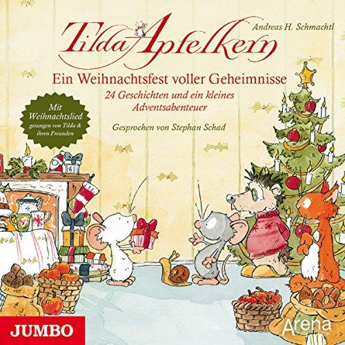 Ein Weihnachtsfest voller Geheimnisse - 24 Geschichten und ein kleines Adventsabenteuer Titelbild