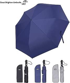 GBU 54 Inch Golf Umbrella Large Compact Umbrella w/Windproof UV Protection – Automated Open/Close System