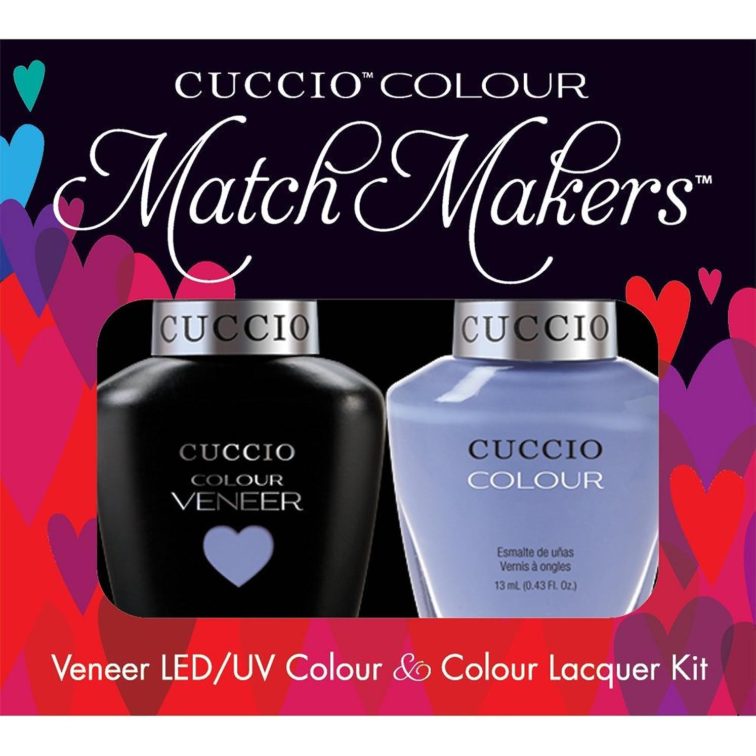 改修する藤色セブンCuccio MatchMakers Veneer & Lacquer - Jamaica Me Crazy - 0.43oz / 13ml Each