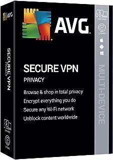 avg secure vpn key