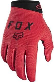 Fox Ranger Gloves Gel Bright Red 2020