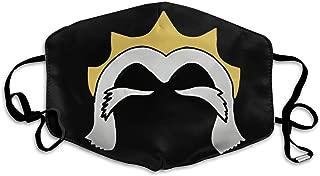 King Triton Masks, Unisex Polyester Masks, Dust Masks, Cute Cartoon Masks