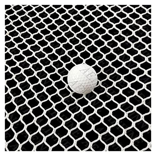 Red Entrenamiento Golf, Red Practicas Golf Porterias Futbol Redes Reboteador Fútbol Red Práctica Sala Portería Porteria Balon Pelota Detención Ball Balones Reemplazo Red Barrera Deporte Exterior
