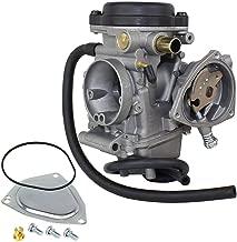 Topker ATV Engine Carburetor Carb Replacement for Bombardier Can-am Outlander 330 4X4 2X4 2004-2005 AR1485CA154RA
