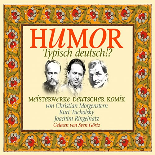 Humor -Typisch Deutsch!? audiobook cover art