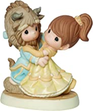 Precious Moments, Disney Showcase Collection, You Are My Fairy Tale Come True, Beauty And The Beast, Bisque Porcelain Figu...