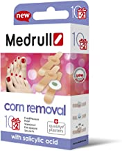 Medrull - Tiritas protectoras para maíz (12 unidades)