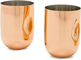Tom Dixon Men's Plum Moscow Mule Cups Set