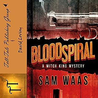 Blood Spiral audiobook cover art