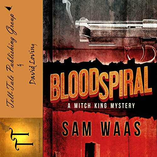 Blood Spiral audiobook cover art