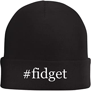Tracy Gifts #Fidget - Hashtag Beanie Skull Cap with Fleece Liner