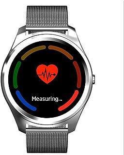 XNNDD Reloj Deportivo Inteligente Ip67 Reloj Deportivo con Monitor de Ritmo cardíaco podómetro Impermeable Reloj Deportivo Inteligente Reloj Deportivo