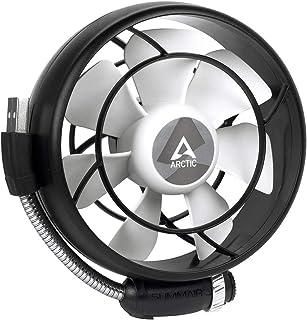 ARCTIC Breeze - USB Desktop Fan with Flexible Neck and Adjustable Fan Speed S AEBRZ00018A