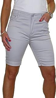 ICE Shorts Plus Size con Tessuto Lucido 46-56