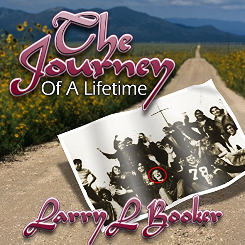 The Journey of a Lifetime audiobook cover art