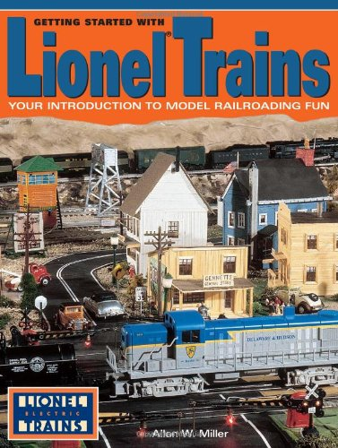 Compare Textbook Prices for Getting Started With Lionel Trains: Your Introduction to Model Railroading Fun  ISBN 9780873492485 by Miller, Allan W.