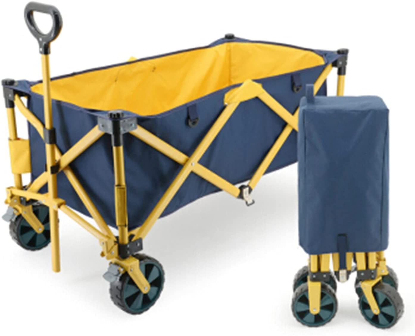 Challenge the lowest price Middle Foldable Outdoor Hand Trolley Ranking TOP1 Cart Garden Foldin