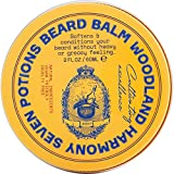Seven Potions Beard Balm 2 oz. 100% Natural, Organic...