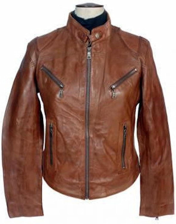 Fadcloset Ibiza Womens Leather Jacket
