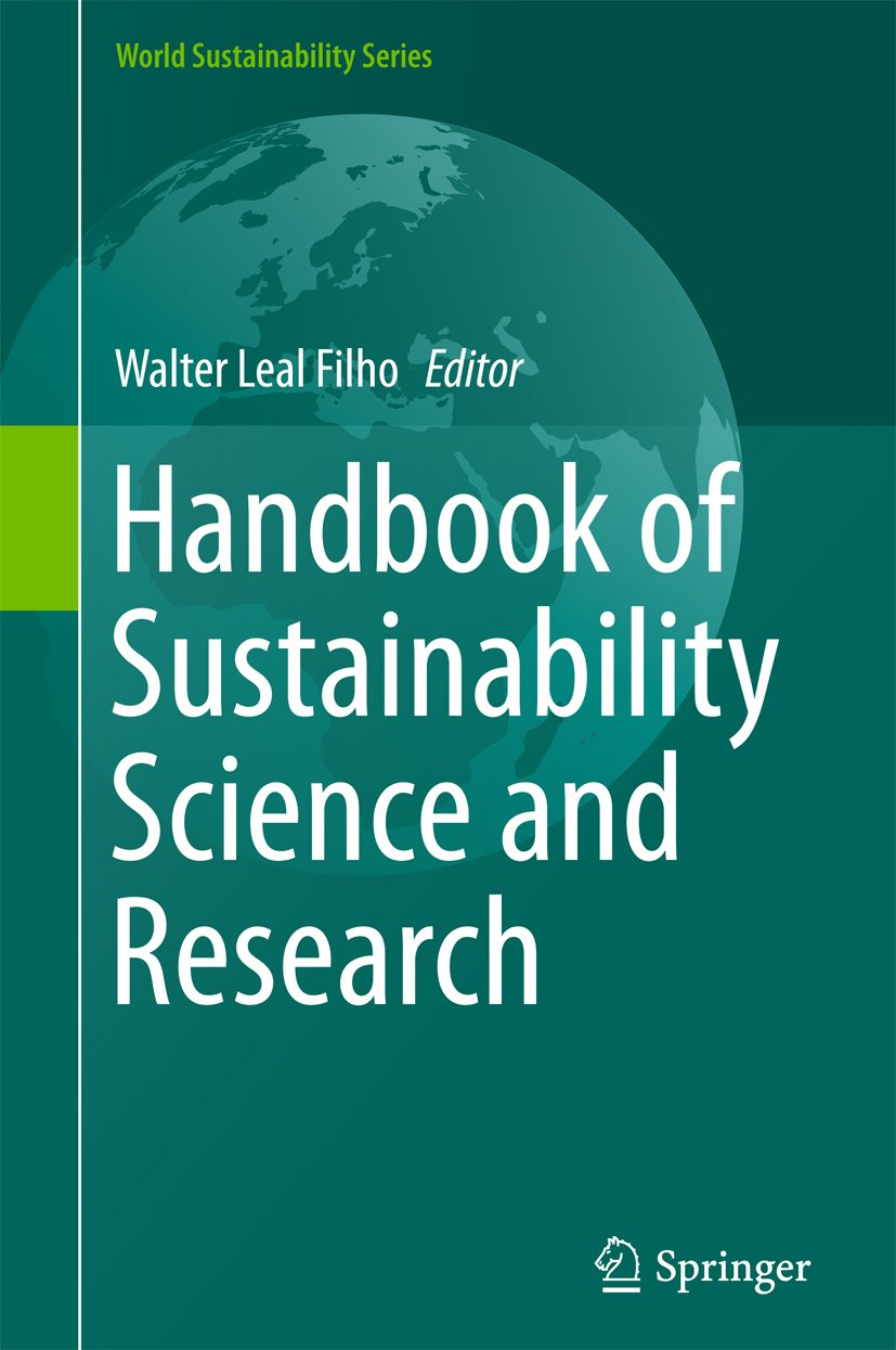 Handbook of Sustainability Science and Research (World Sustainability Series)