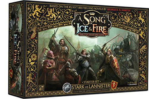 A Song Of Ice And Fire - Stark vs Lannister Starter Set - EN