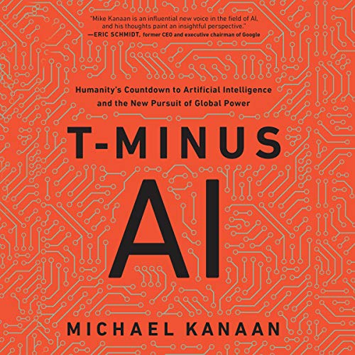 T-Minus AI Audiobook By Michael Kanaan cover art