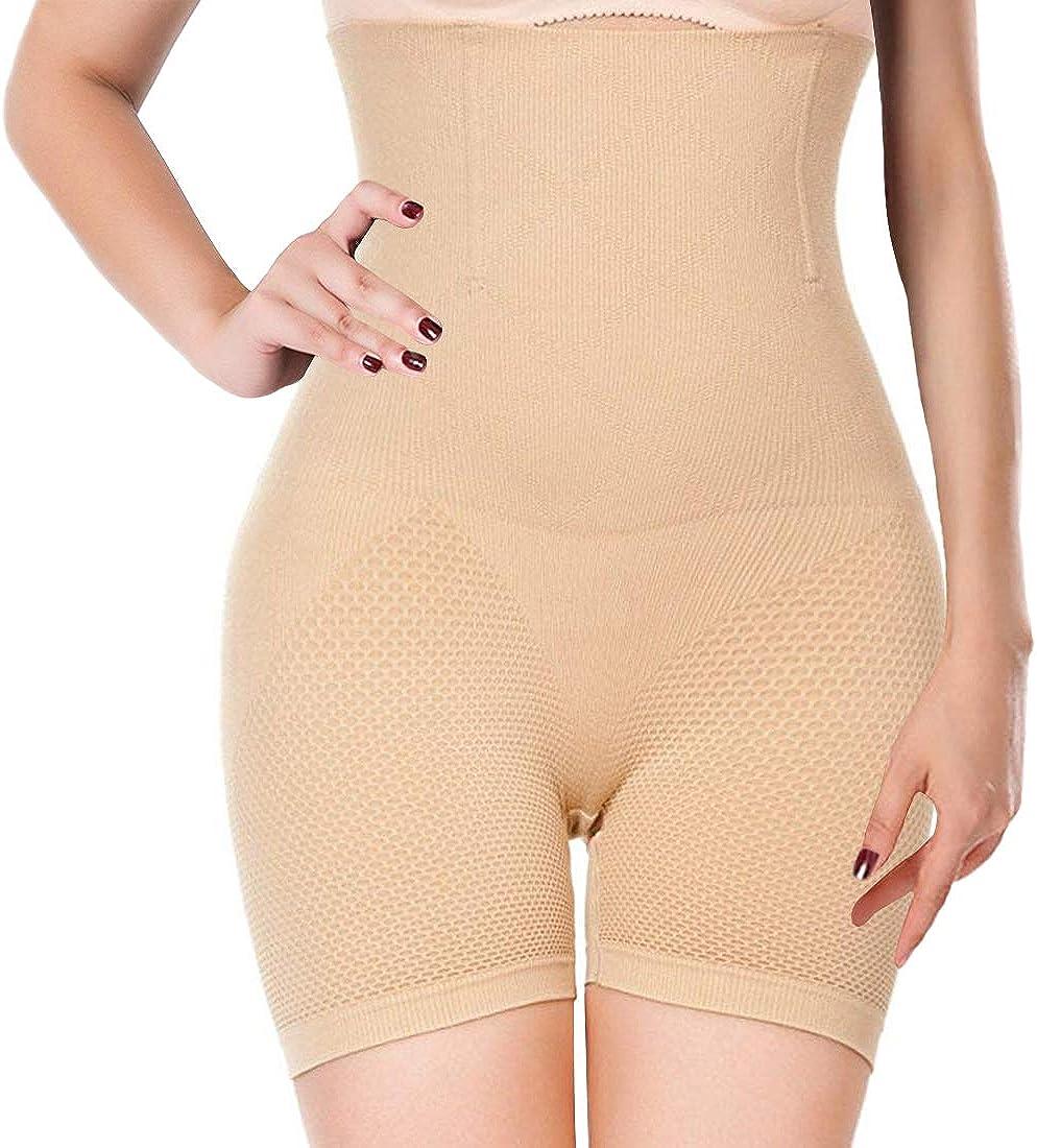 Bestffie Womens Shapewear Tummy Control Body High- Shaper Dedication Shorts Superior