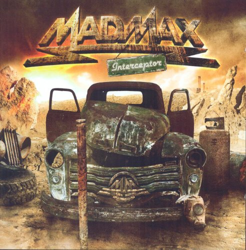 Mad Max: Interceptor (Audio CD)