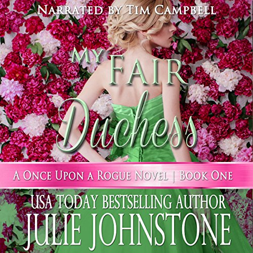 My Fair Duchess  audiobook cover art