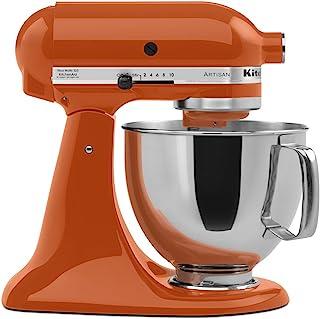 KitchenAid RRK150PN 5 Qt. Artisan Series - Persimmon (Renewed)