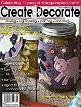 create and decorate magazine patterns