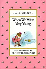 When We Were Very Young Kindle Edition