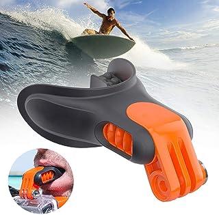 ZSooner Uchwyt na ustnik do Gopro Hero 7 6 5, mocowanie ustnika, ustnik do jazdy na łyżwach surfowania