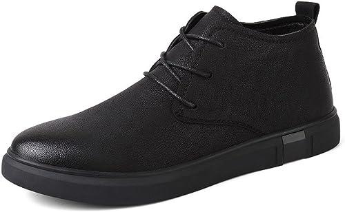 Les chaussures en en cuir et des chaussures et occasionnels avec les chaussures de loisirs,noir,quarante - deux  juste l'acheter