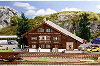 Faller 212121 Langwies Station N Scale Building Kit