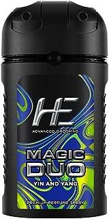 HE Magic Duo Yin and Yang Premium Perfume Spray, 100 ml
